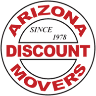 Arizona Discount Movers logo